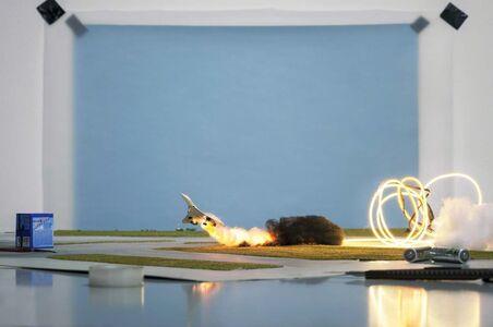 "Cortis & Sonderegger, 'Making of ""Concorde"" (by Toshihiko Sato, 2000)', 2013"