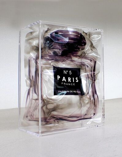 Yves Hayat, 'Parfums de révolte - Paris', 2018