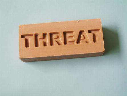 Shilpa Gupta, 'Threat', 2008-2009