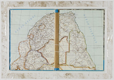 Mikhael Subotzky, 'Sticky-tape Transfer 09, South African Mosaic 1978', 2014