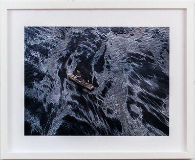 Edward Burtynsky, 'Oil Spill #2 Discoverer Enterprises, Gulf of Mexico, May 11 2010', 2010