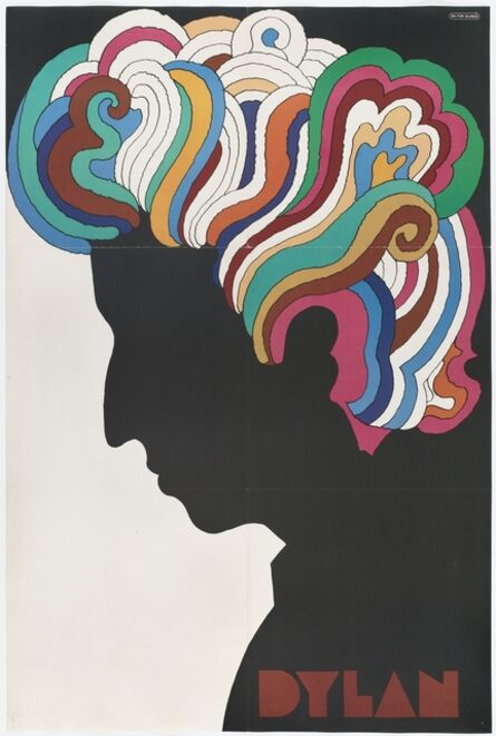 Milton Glaser, 'Poster, Dylan ', 1966