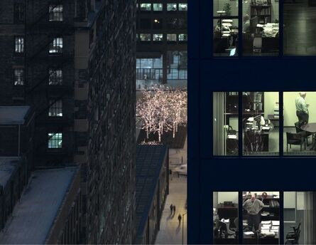 Michael Wolf (1954-2019), 'Transparent City #76', 2007