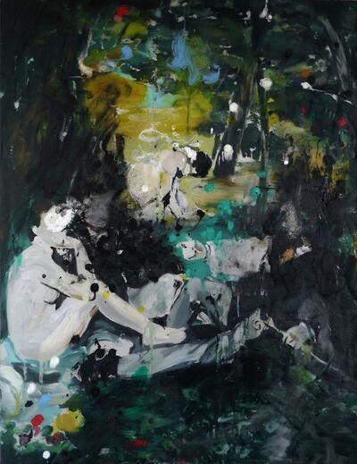 Tom Gidley, 'The Herbalists (After Manet's Le Dejeuner sur l'herbe)', 2014