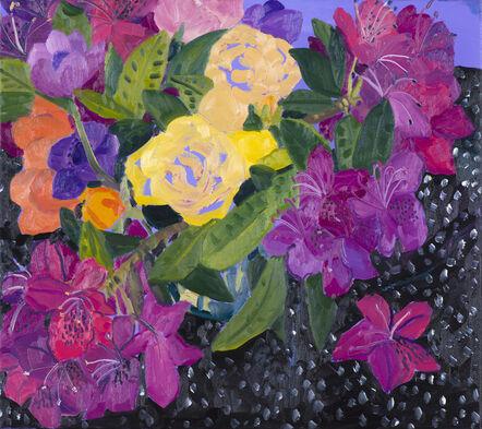 Anna Valdez, 'Floral Study', 2017