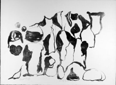 Philip Guston, 'Nice (#12)', 1966