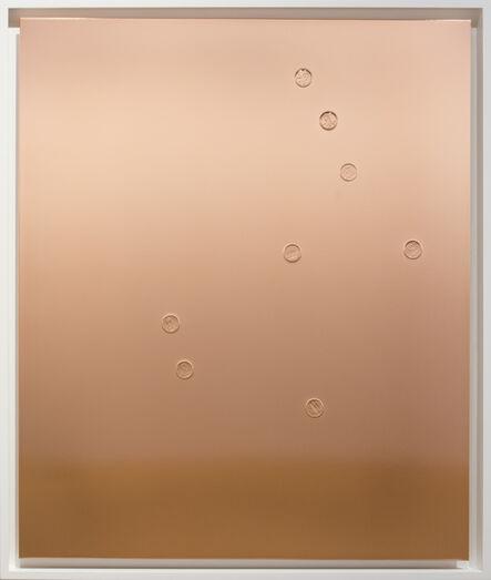 Mungo Thomson, 'Pocket Universe #11 (Copper)', 2016