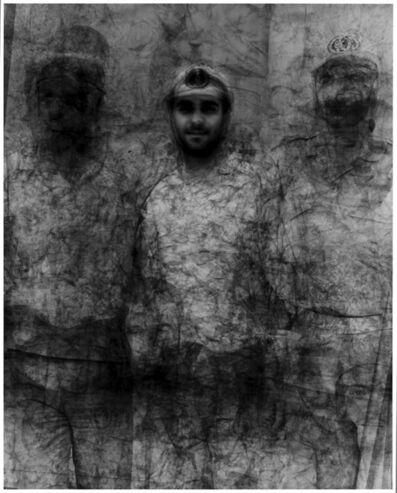 Ken Kitano 北野 謙, '23 Soldiers of the Iranian Army, September 8, 2011, Kermanshah, Iran', 2011