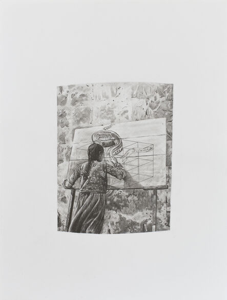 Daniel Otero Torres, 'Neşeyle/ En joie', 2019