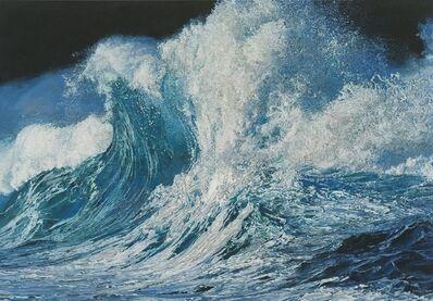 "Ulrich Lamsfuss, 'De Tienda (Kalender ""Das Meer"", Juni 2008, Edition Maritim) #1'"
