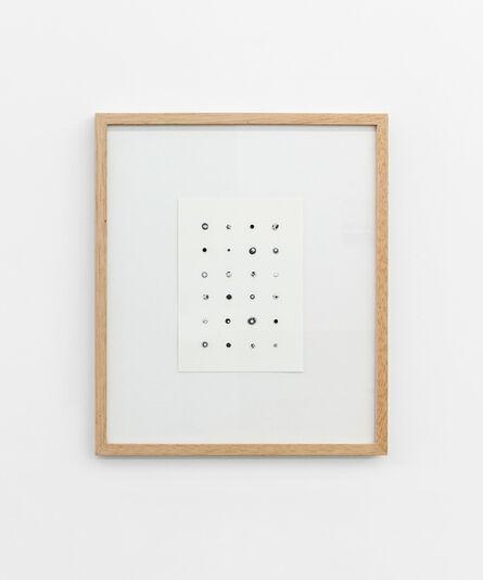 Dieter Ravyts, 'FORMULAS I', 2015
