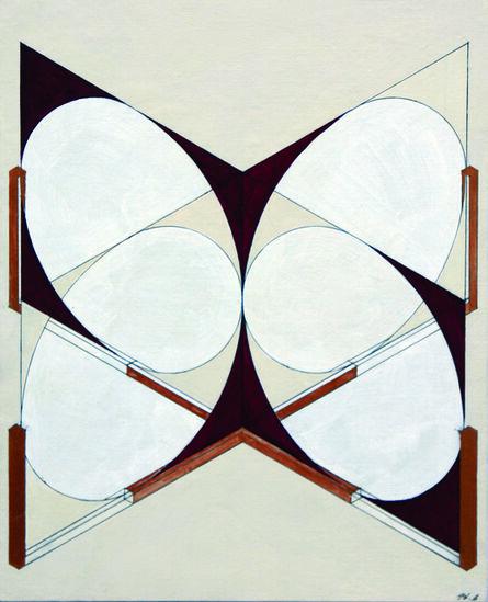 Hisako Sugiyama, 'Eklipse-Eklipse 1-4', 2007