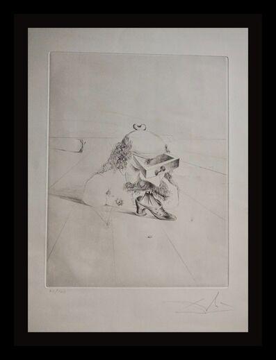 Salvador Dalí, 'The Bureaucrat', 1969