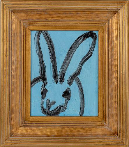 Hunt Slonem, 'Untitled Blue Bunny', 2020