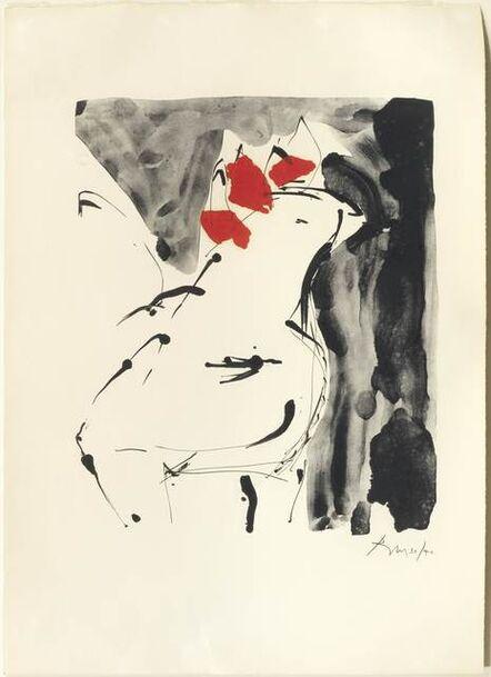 Robert Motherwell, 'Le Coq', 1974/75