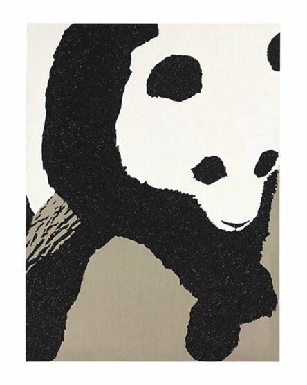 Rob Pruitt, 'Resting Panda'