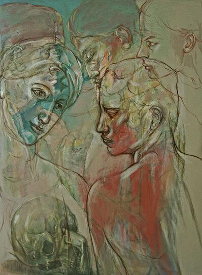 Henri Deparade, 'Orestie (Memento Mori)', 2018