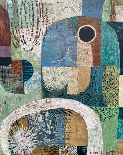 Claire B Cotts, 'long winter', 2021