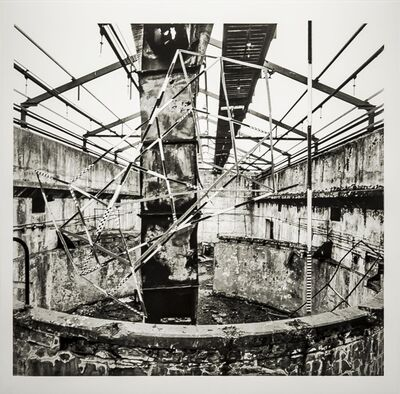 Jane and Louise Wilson, 'Blind Landings (H-bomb Test Site, Orford Ness) #4', 2013