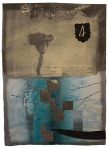 Radcliffe Bailey, '4', 2012