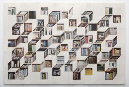 Lim Soosik, 'Book Highway 329 [책가도329]', 2014