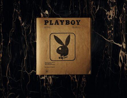 Taryn Simon, 'Playboy, Braille Edition Playboy Enterprises, Inc. New York, New York', 2007