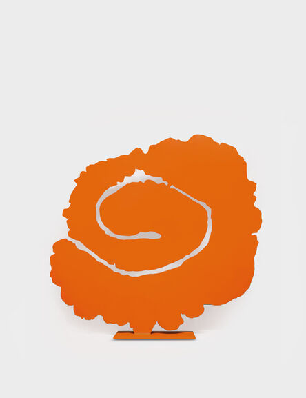 Pietro Consagra, 'Giardino arancio', 1966