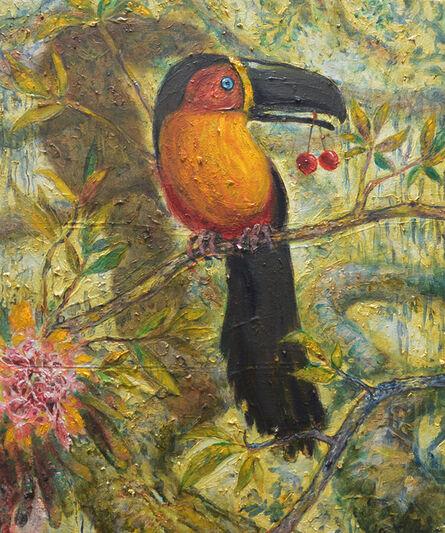 Thomas Braida, 'Il pappagallo con le ciliegie', 2014