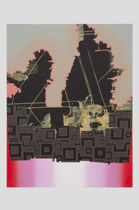 Philip Argent, 'Untitled (Endless Fences II)', 2014