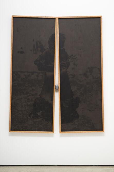 Colby Bird, 'Statuette, Austin', 2015