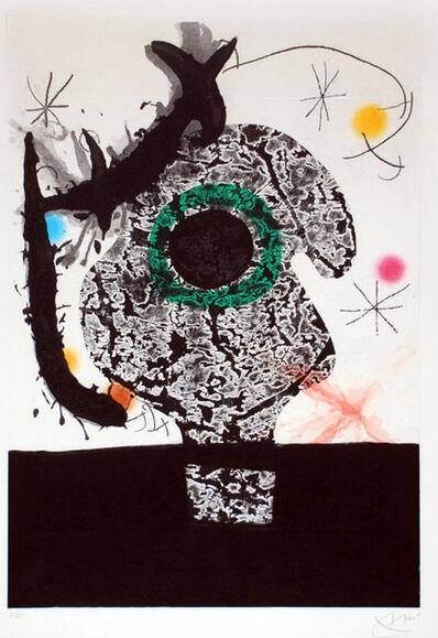 Joan Miró, 'Polypheme', 1968