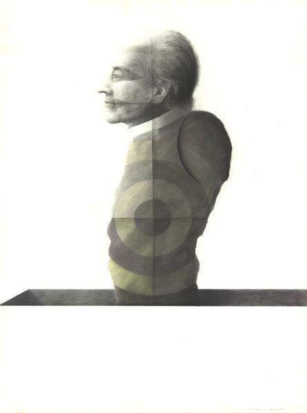 Joseph Piccillo, 'Study February (1974)', 1974