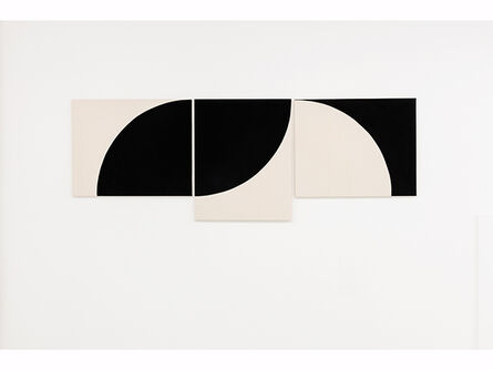 Steel Stillman, 'Hard Edge Triptych', 2015