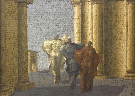 John Armstrong, 'The Three Philosophers', 1945