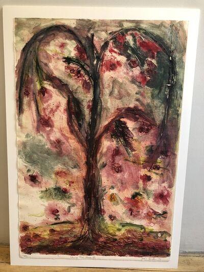 Joan Snyder, 'Cherry Tree Series II', 1999