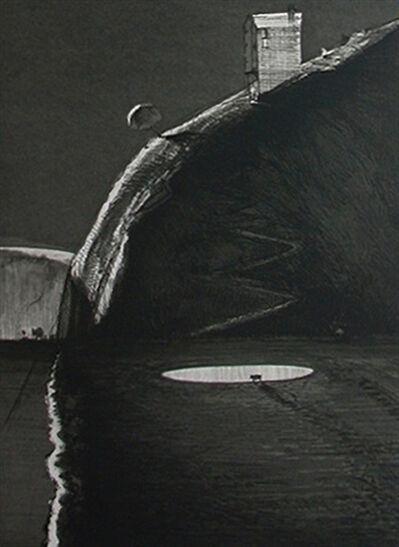 Wayne Thiebaud, 'Night Farm', 1993
