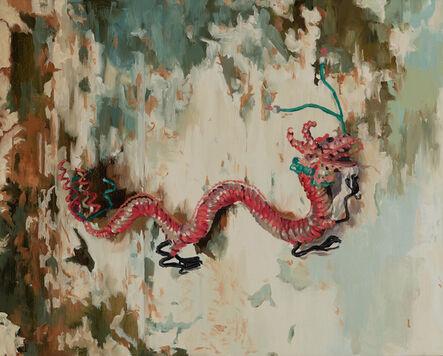 Melora Kuhn, 'My mother's kitchen dragon', 2020