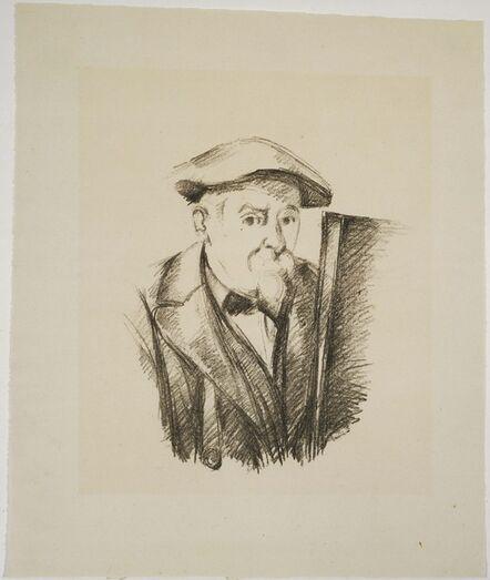Paul Cézanne, 'Self-Portrait', ca. 1898