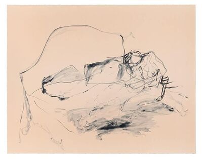 Tracey Emin, 'On my Knees', 2021