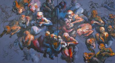 "Nurettin Erkan, '""ANGELS IN THE STAGE"" - I', 2003"