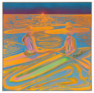 Erik Minter, 'DisSoulution Sundown', 2020