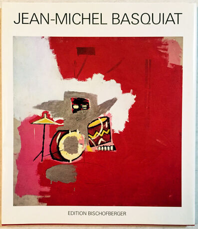 Jean-Michel Basquiat, 'Signed Basquiat Bischofberger Paintings Catalog', 1985