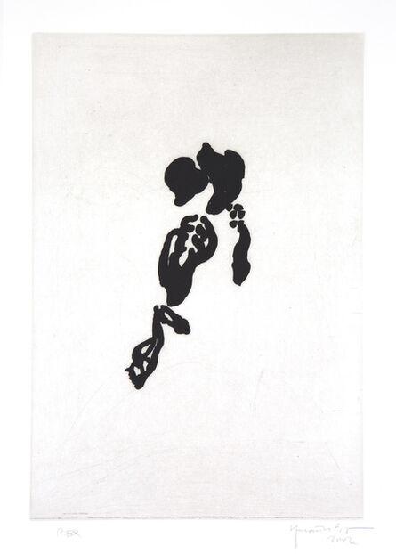 Joan Hernández Pijuan, 'Iris Negre II', 2002