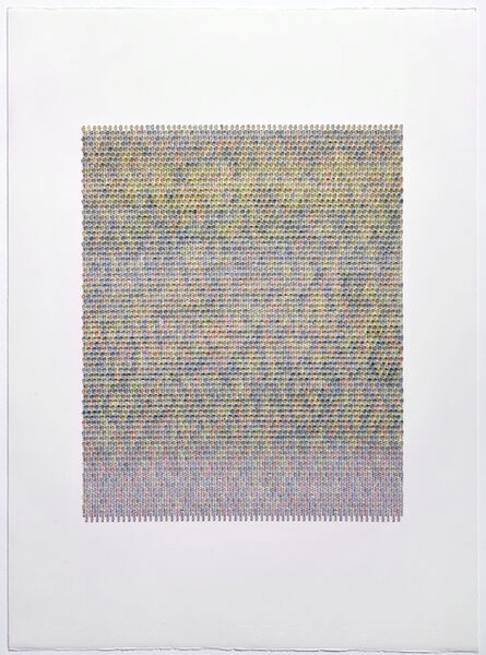 Meg Hitchcock, 'Cicada', 2018