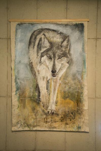 Russ Ronat, 'Mexican Wolf', 2018