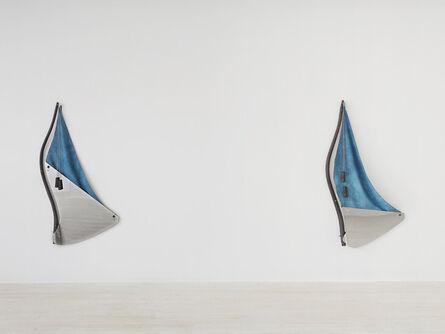 Rachel Foullon, 'CRUEL RADIANCE (SCYTHES -COUPLE)', 2013