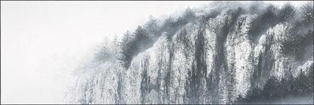 Hiroshi Senju, 'Cliff', 2017