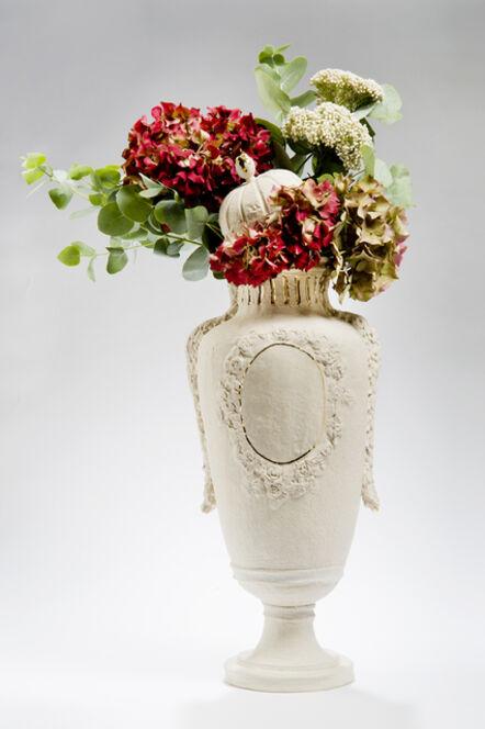Amy Jayne Hughes, 'Lidded Vase from Tresor Decouvert Series ', 2014