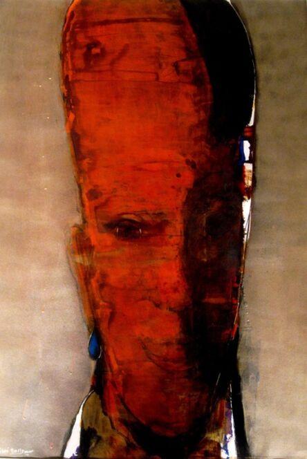 Adel El Siwi, 'Thinking Face ', 2011