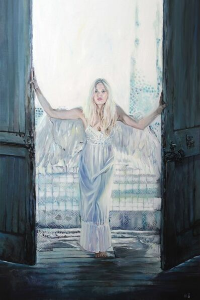 Mertim Gokalp, 'Blue Angel', 2013-2014